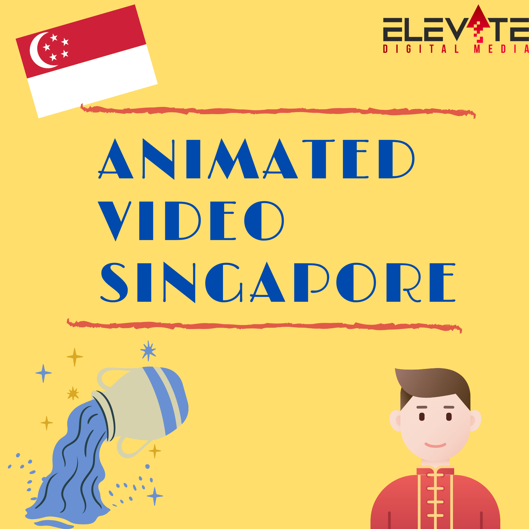 Animated Video Studio Singapore