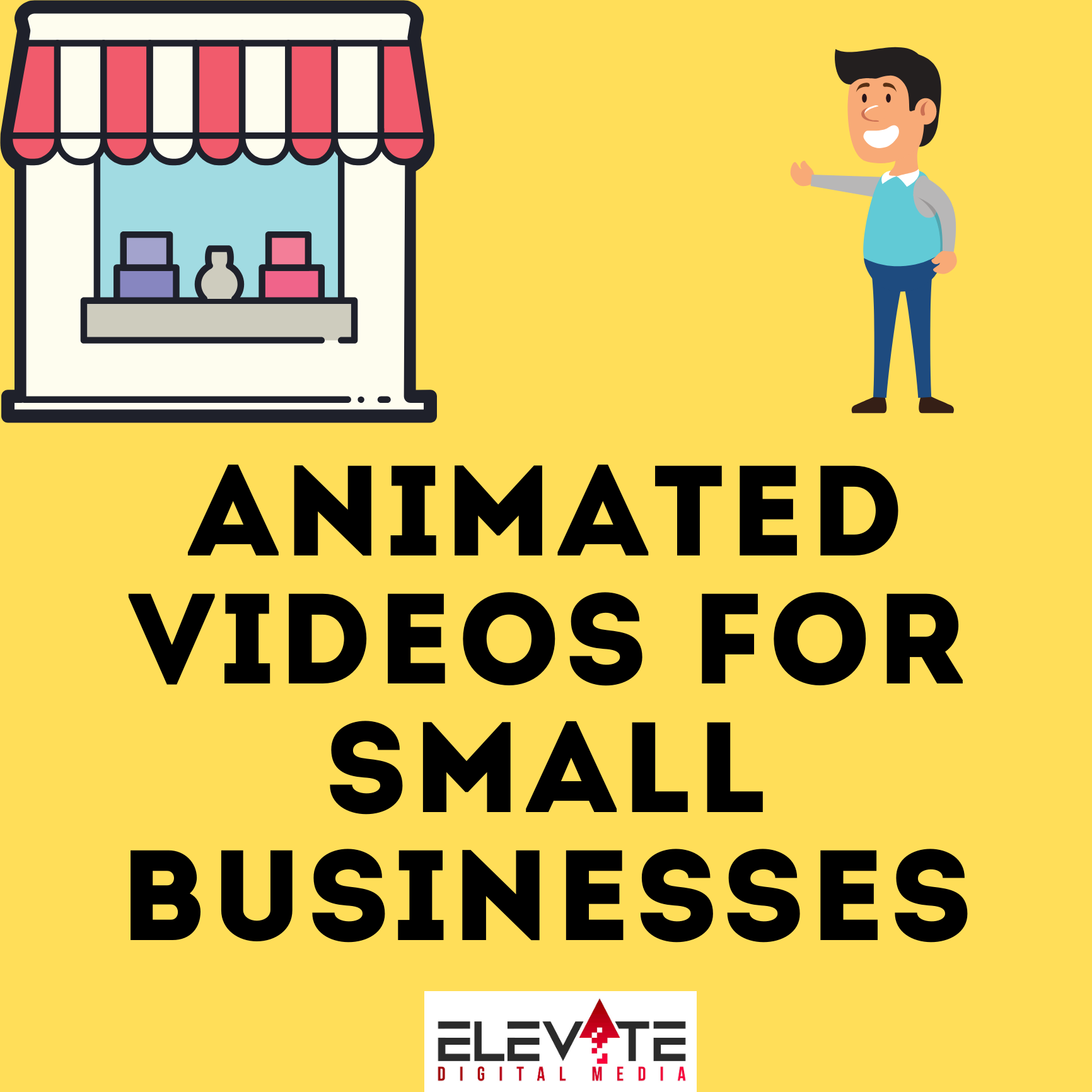 Animated Video Small Business